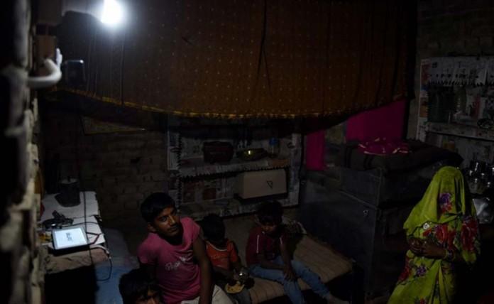 PM Modi's Electricity Scheme Village
