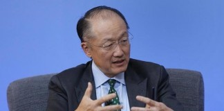 Invest In Girls' Health To Compete In A Digital Future World Bank Head Jim Yong Kim