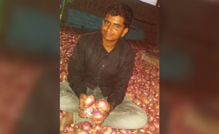 Onion Storehouses Teen Invention Farmer