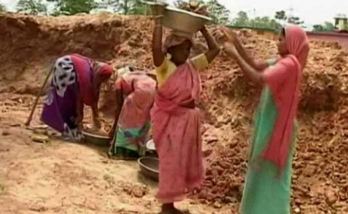 UPA Job Scheme MNREGA Better Under Narendra Modi Government