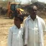 Maharashtra Farmer Drought 2016 India