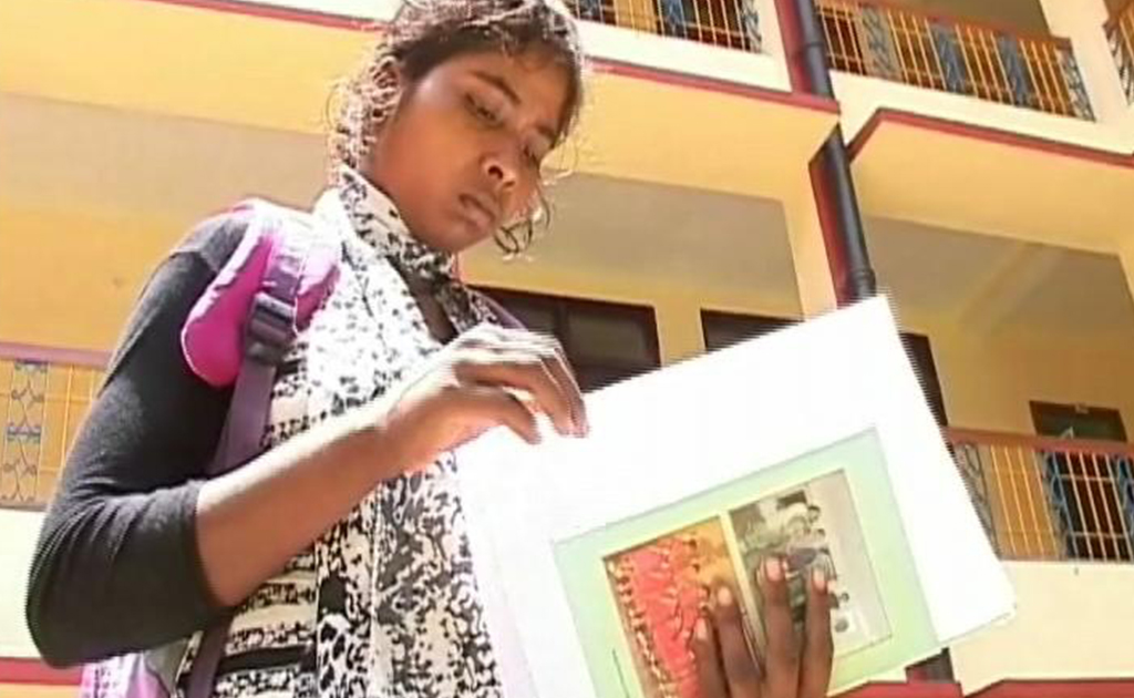 On Tuesday, 16-year-old Meera Khoya was admitted to Nirmala College for girls - one of the best institutions that Ranchi.