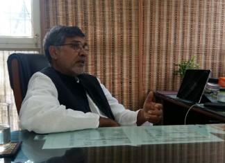Kailash Satyarthi
