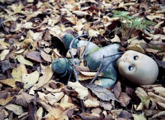 abandoned newborn dummy