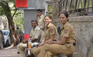 In Mumbai's Slums, Women And Girls Befriend 'Police Didi'