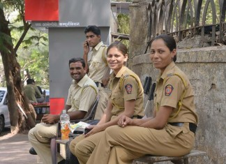 Police Didis of Mumbai