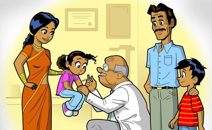 vaccination parents