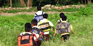 Pics: Heavy School Bags Leading To Hunchbacks In Children