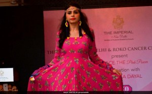 Fashion With A Cause: Breast Cancer Survivors Walk The Ramp To Inspire