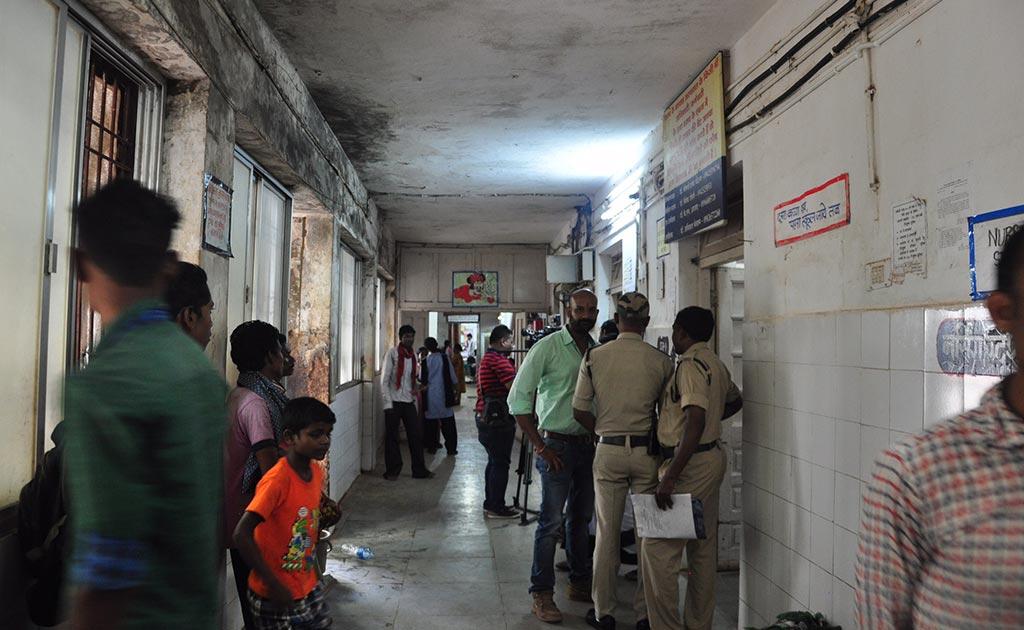 Maternity Wing, Mahrani Medical College, Jagdalpur