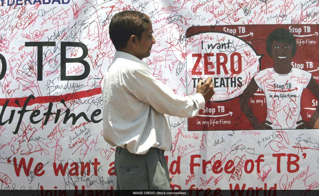 Fewer TB deaths in India: WHO