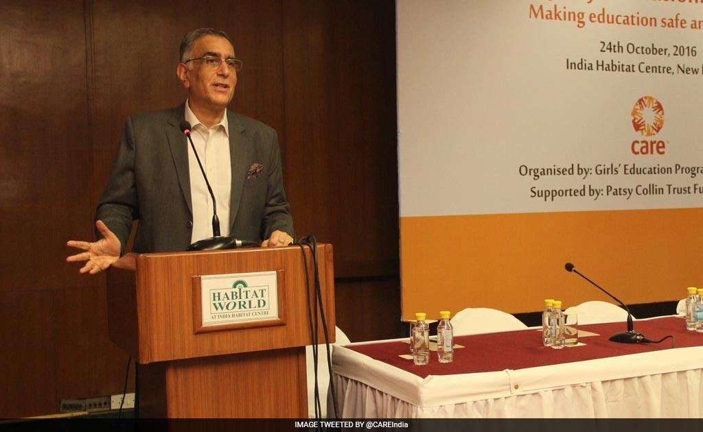Rajan Bahadur, MD and CEO, CARE India