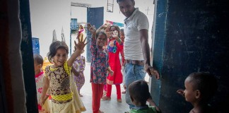 For The Kids Of Migrant Workers, Caretakers On The Move