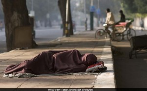 As Winters Approach, Homeless Poor Wait For The Night Shelters In Odisha