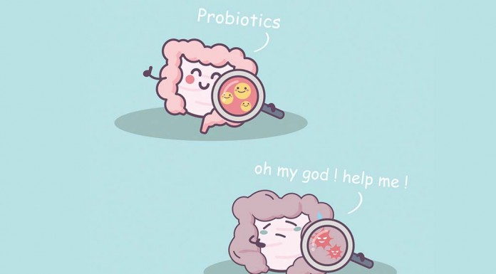 Study Shows Common Probiotics May Reduce Stress, Anxiety