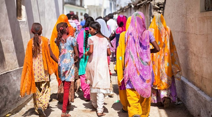 A 'Tradition' In Rajasthan Pushes Daughters Into Prostitution