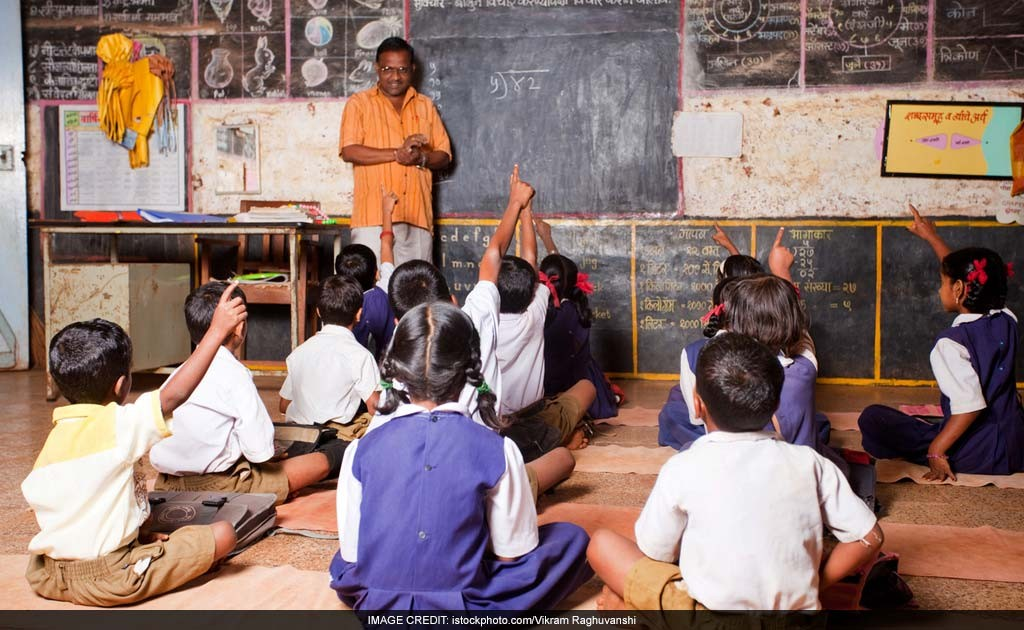 The Only Indian State With No Teaching Vacancies Either In Elementary Or Secondary Schools Is Sikkim