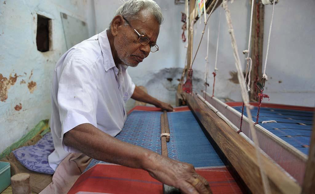 Handloom Weaving: A Craft Saved By Village Elders