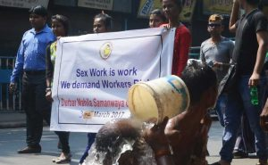 'Sex Work Is Work': Activists Observe Sex Workers' Rights Day In Kolkata