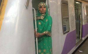 "Mumbai's Mumtaz, Asia's First Woman Diesel Engine Driver, Gets ""Nari Shakti Puraskar"""