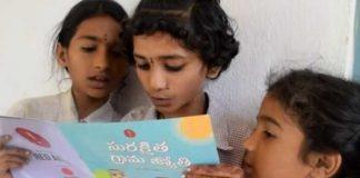 Multi-Lingual Comic Books Alerting Children About Trafficking