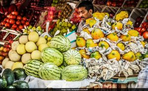 Switching To Vegetables, Melons And Papaya Could Help Save Water In India, Shows Study