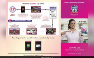 For Women In Distress, Safety App Launched, Patrol Vehicles Flagged Off In Karnataka