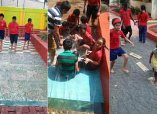 This Sensory Garden Helps Special Children Learn While They Have Fun