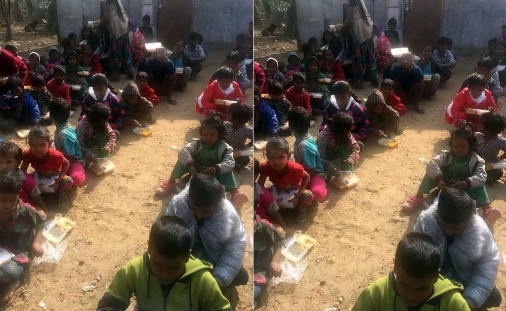 Uttar pradesh to provide healthy packaged food to for Cuisines of uttar pradesh