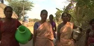 In This Drought-Hit Tamil Nadu Village, Only Women Left In Search Of Water