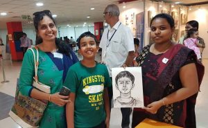 An Exhibition Of Paintings By Artists With Disability Is Inspiring Chennaiites