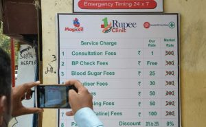 Health Check-Up In One Rupee At Clinics In Mumbai's Railway Stations