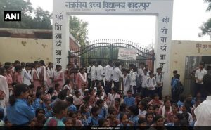 After 90 Schoolgirls Got Their Way, Another School Protest In Haryana