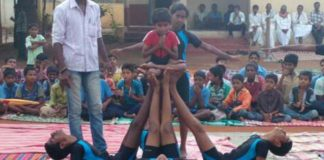 These Visually Impaired Children Can Stun The World With Yoga
