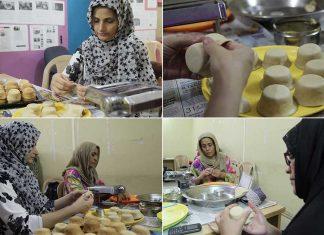 Afghan Refugee Women Turn Plastic Warriors In India