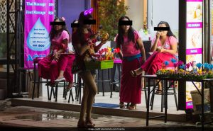 Massage Parlours Drive Demand For Thai Sex Slaves In Bengaluru, Mumbai