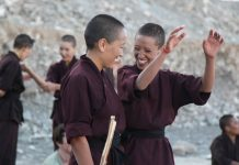 Meet The Kung Fu Nuns Of Ladakh
