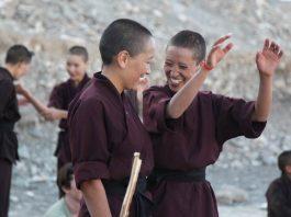 Meet The Kung Fu Nuns Of Ladakh