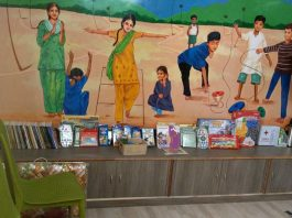 In Tamil Nadu's All-Women Police Station, A Thoughtful Child-Friendly Corner