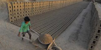 In India's Brick Kilns, Children Slog Up To 9 Hours A Day, Shows Study