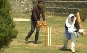 In Burqas And Hijabs, Kashmir's Women Cricketers Pitch for Equality