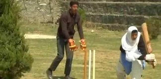 Women Cricketers In Kashmir Pitch For Equality