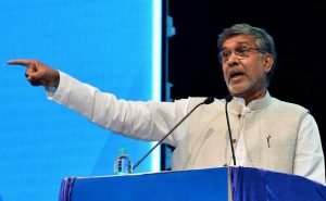 Kailash Satyarthi In Bhopal, Appeals Doctors To Walk Extra Mile For Sexually Abused Children