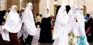 Indian Women May Be Allowed On Haj Without Male Guardian
