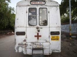 delhi ambulance