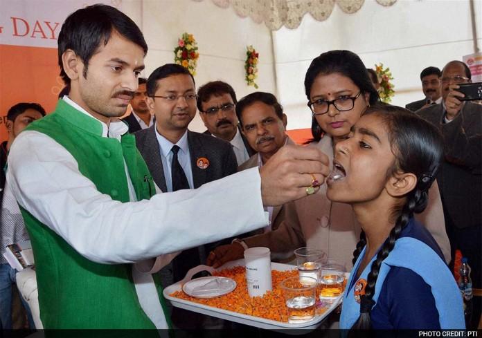 deworming Patna