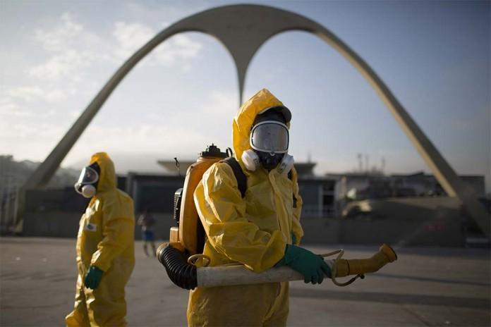 Zika, a mosquito-borne virus, has been linked to brain damage in nearly 4,000 newborns in Brazil
