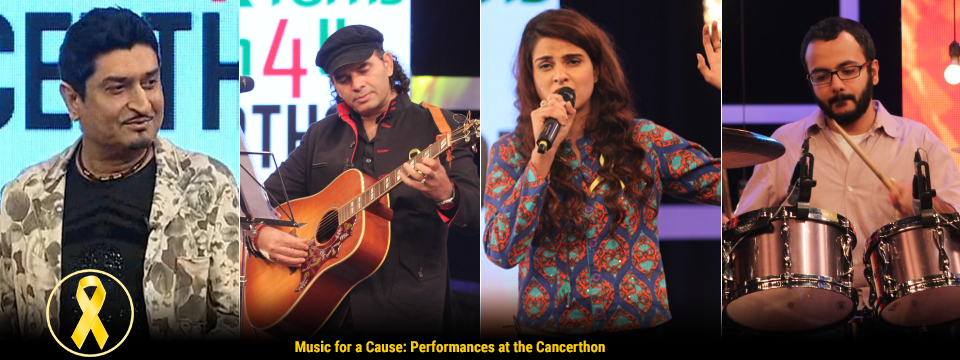Music for Good: Performances At The Cancerthon