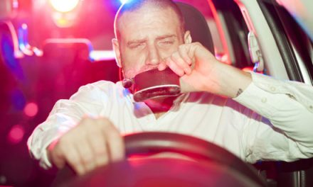 New Year's Eve Witnessed An Increase In Individuals Booked For Traffic Violations