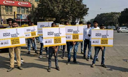 Road Safety Week: Kolkata Drives Home The #NeverDrinkAndDrive Message